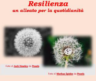"""Corso """"Resilienza"""""""